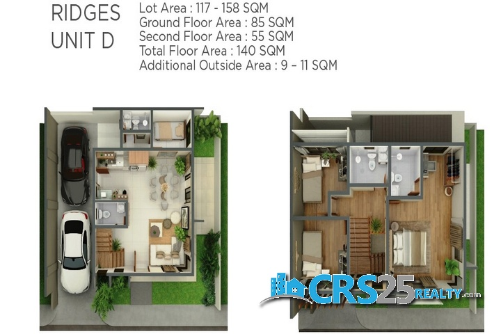 Houe in Ridges Banawa Cebu City 9
