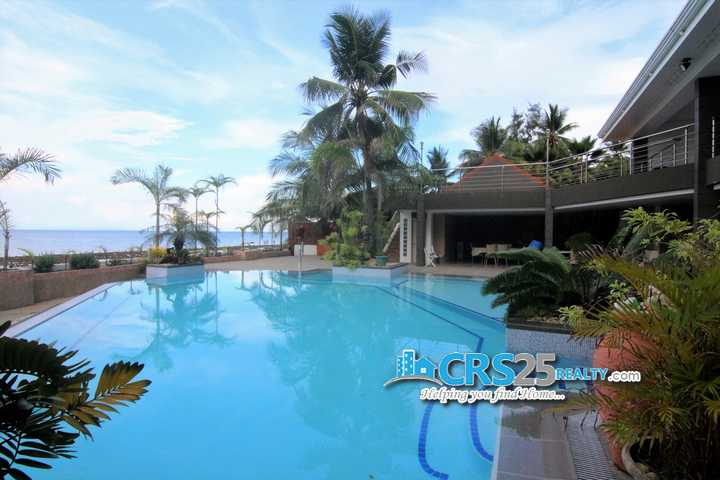 Beach House and Lot in Cebu