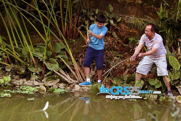 Amonsagana fishing