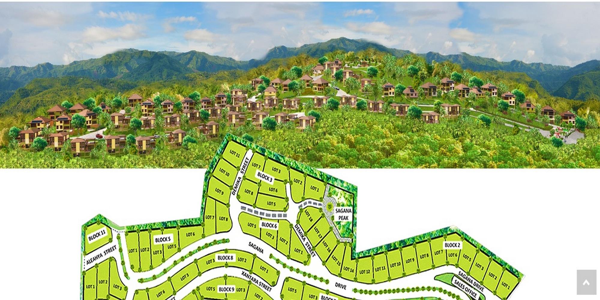 Amonsagana Retirement Village in Balamban Cebu