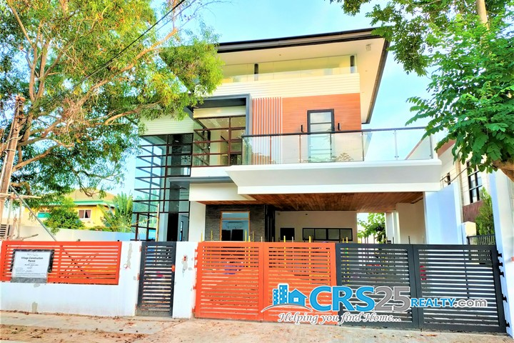 Brand New House in Kishanta Talisay Cebu 1