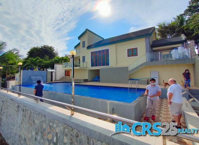 Beach House with Pool in Compostela Cebu 1