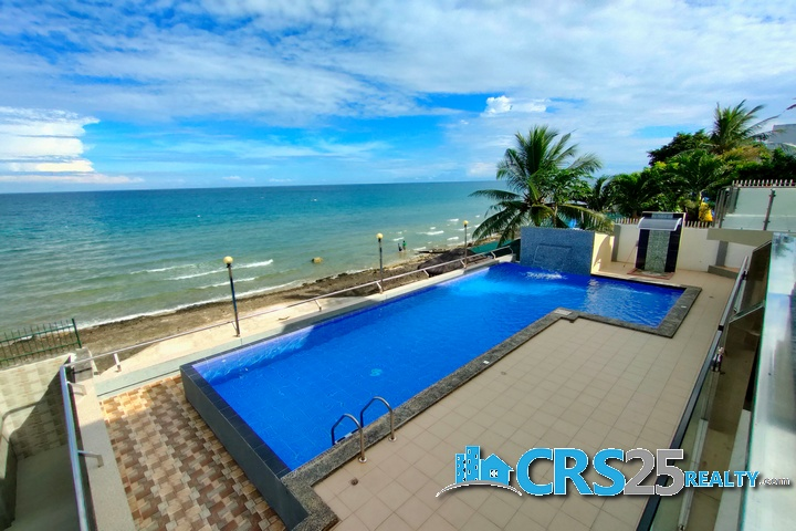 Beach House with Pool in Compostela Cebu 13