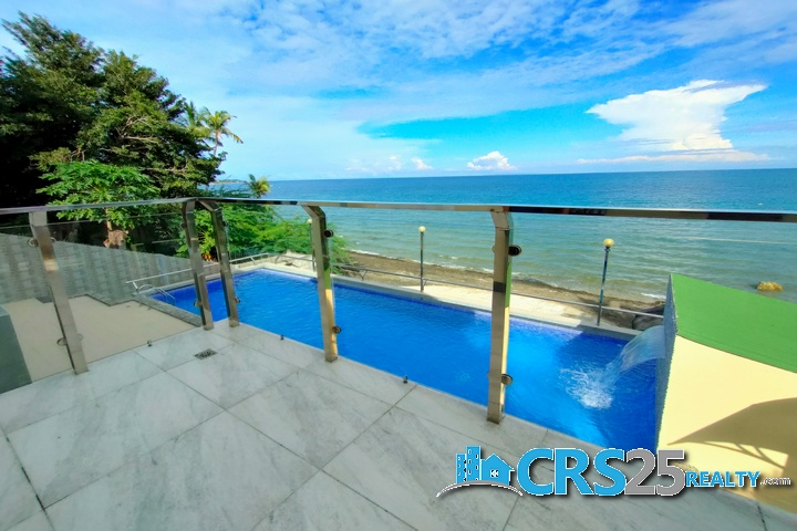Beach House with Pool in Compostela Cebu 16