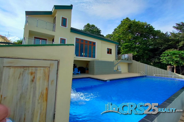 Beach House with Pool in Compostela Cebu 2
