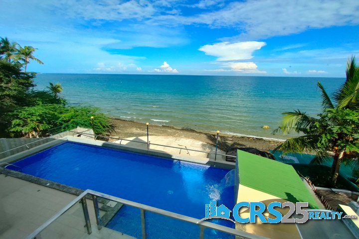 Beach House with Pool in Compostela Cebu 20