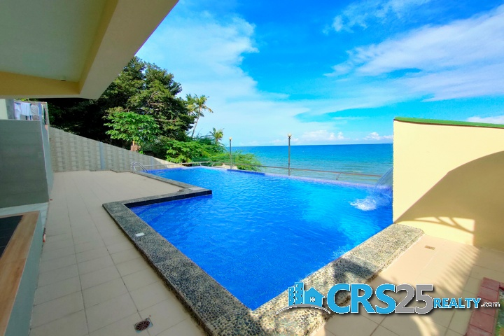 Beach House with Pool in Compostela Cebu 4