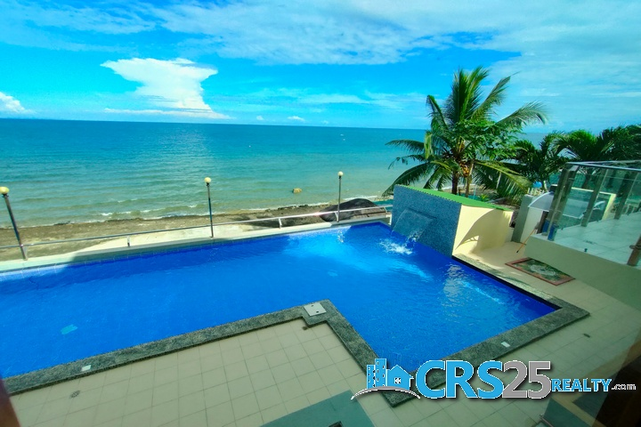 Beach House with Pool in Compostela Cebu 5
