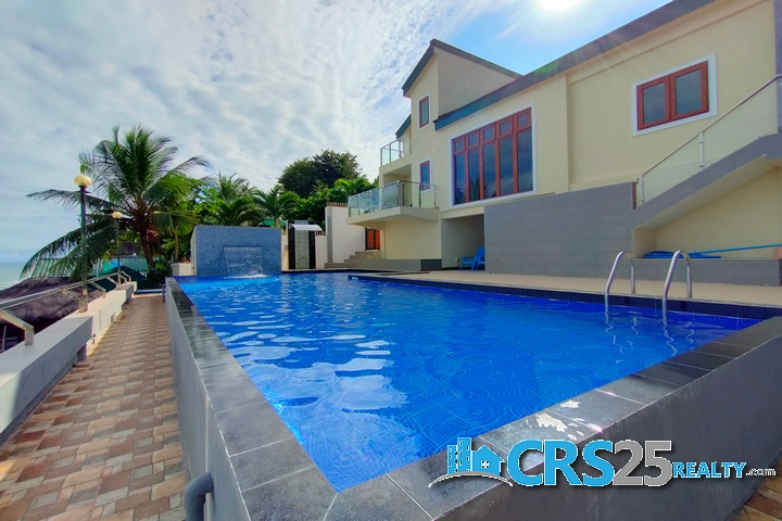 Beach House with Pool in Compostela Cebu 9