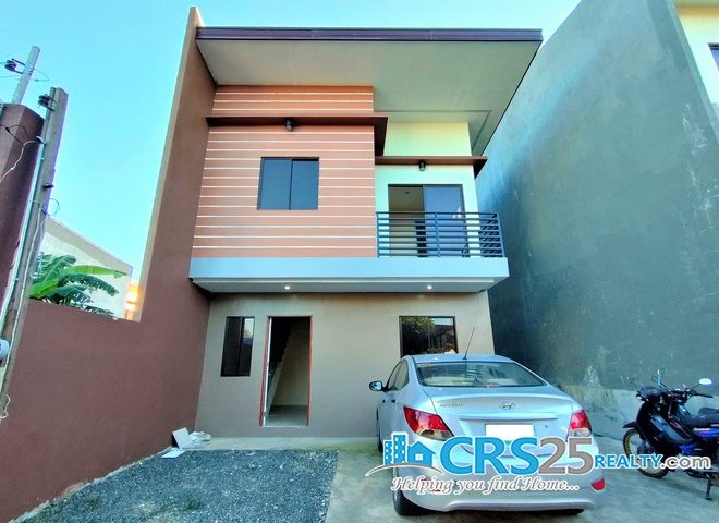 Brand New House in Liloan Cebu 1