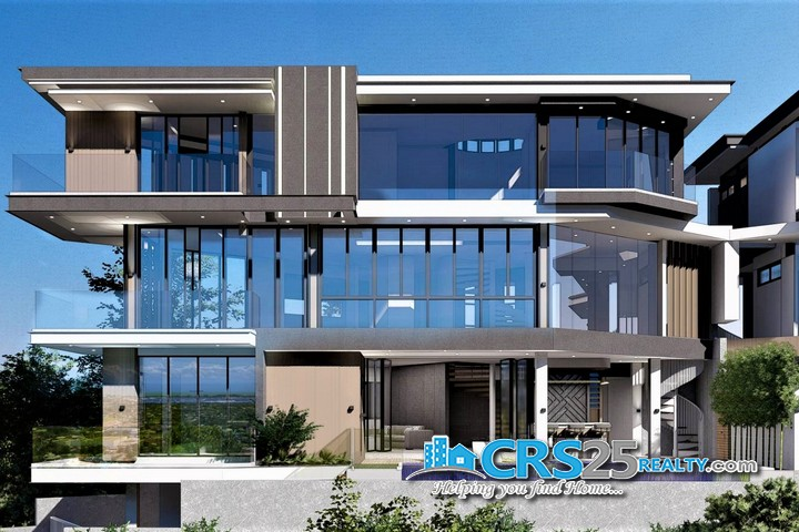 3 Storey House in Vista Grande Talisay Cebu 2