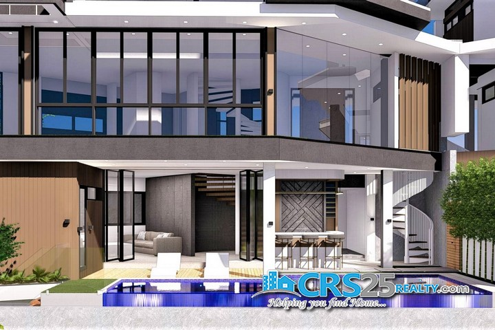 3 Storey House in Vista Grande Talisay Cebu 4