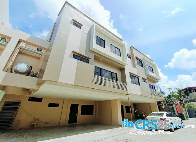 Executive Townhouse in Canduman Mandaue Cebu 1