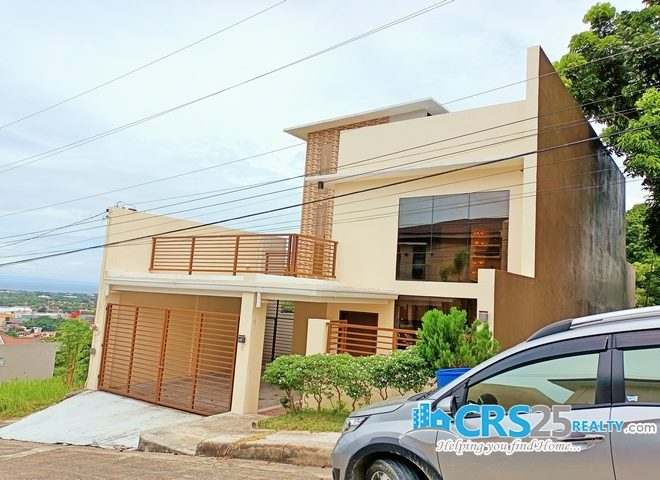 House and Lot in Vista Grande Taisay Cebu 1
